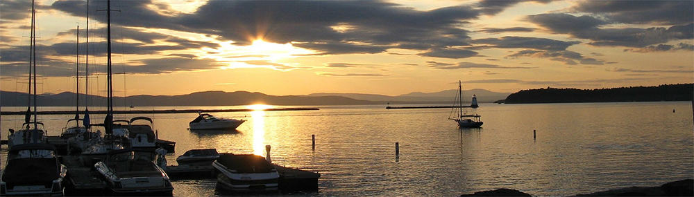 Beautiful Sunset symbolizes peace & serenity. We offer therapy, counseling and psychological care for your healing journey in South Burlington Vermont.